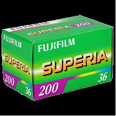 FUJI Superia 200